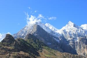 Pir Panjal Range of Himalayas